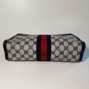 Gucci Bags - SOLD Gucci Vintage Cosmetic Bag Clutch